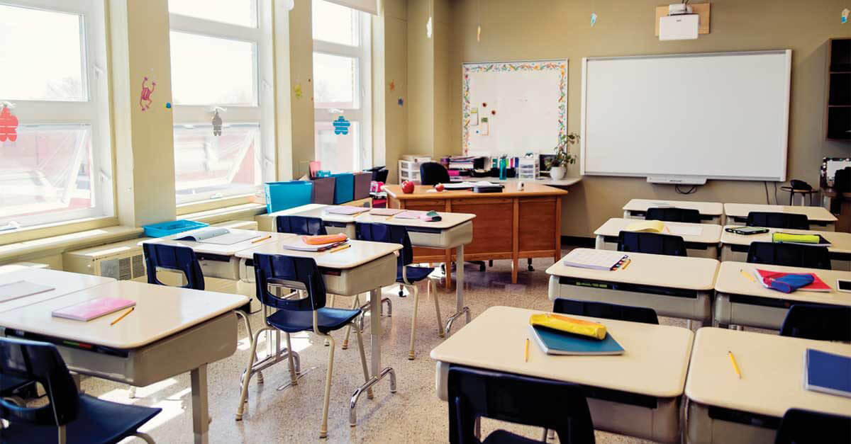 school cleaning service in austin