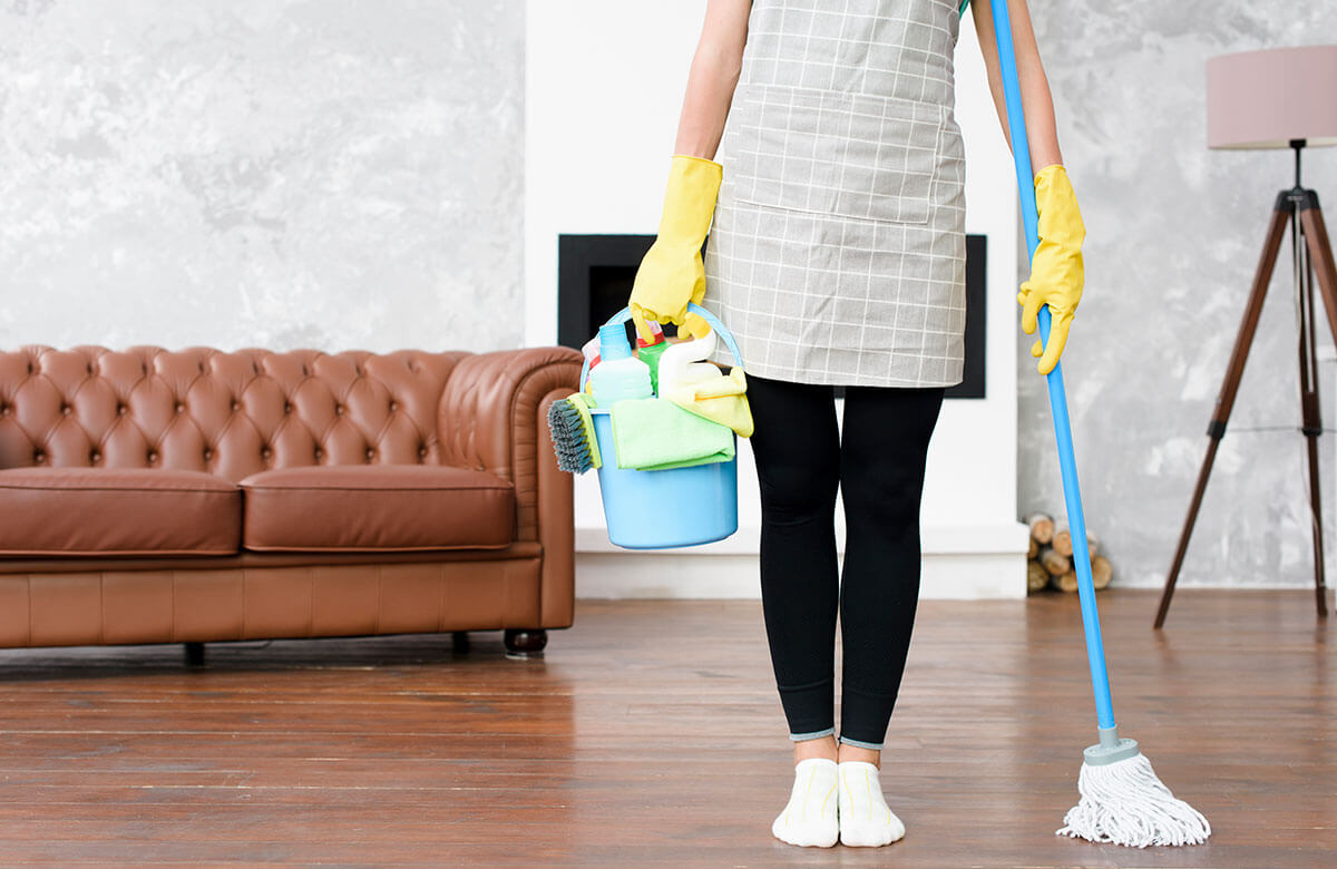 residential cleaning service austin