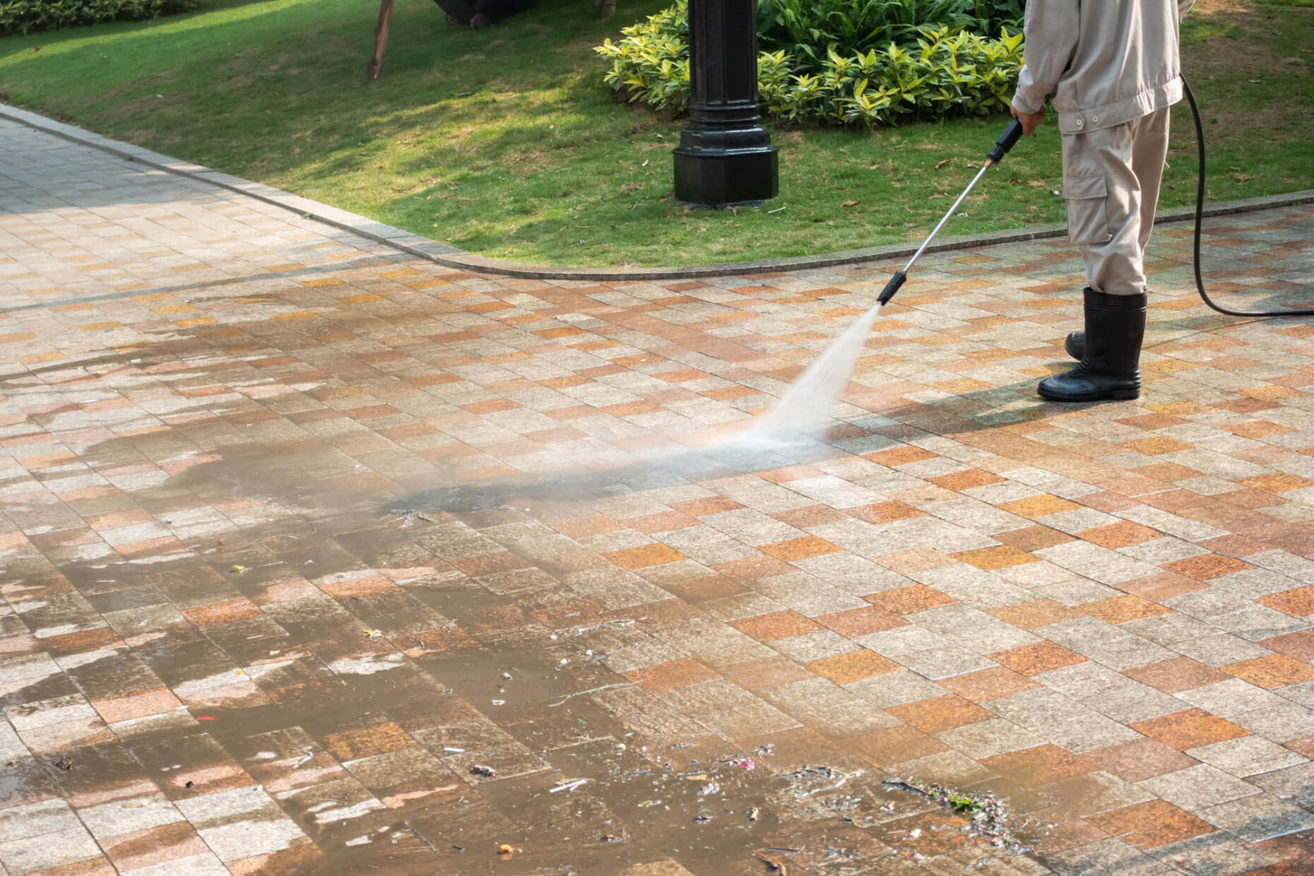 power washing in austin